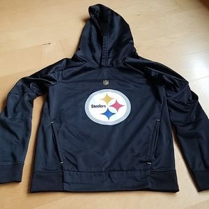 Pittsburgh Steelers Black Sweatshirt